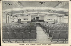 Assembly Hall at Shurtleff School