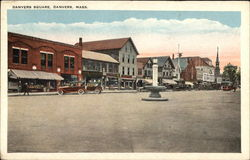 Street View of Danvers Square