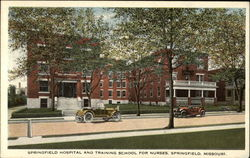 Springfield Hospital & Training School for Nurses