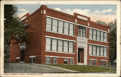 Street View of Maple Street School