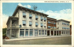 Street View of New Saulpaugh Hotel