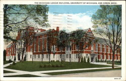 University of Michigan - Michigan League Building