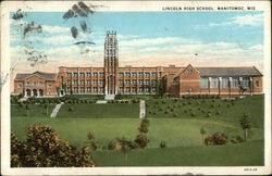 Lincoln High School and Grounds