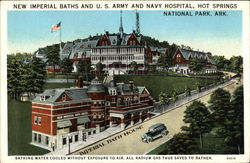 New Imperial Baths and US Army and Navy Hospital