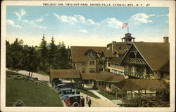 Twilight Inn, Twilight Park, Haines Falls