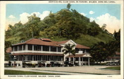 Panama Canal Club House