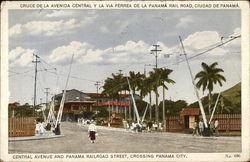 Central Avenue and Panama Railroad Street