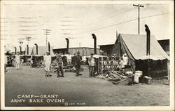Camp - Grant Army Bake Ovens