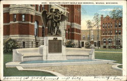 Marathon County World War Memorial