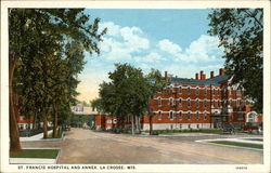 Street View of St. Francis Hospital & Annex