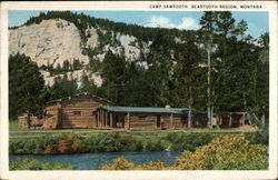 Camp Sawtooth, Beartooth Region