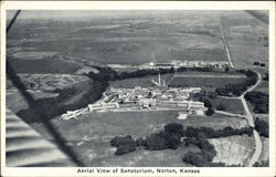 Aerial View of Sanatorium