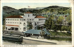 Manitou Springs Bath House