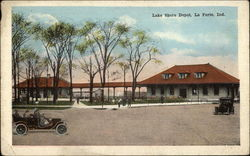 Street View of Lake Shore Depot