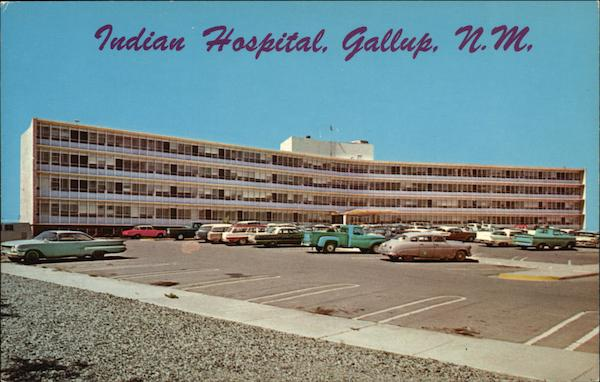 Indian Hospital Gallup New Mexico
