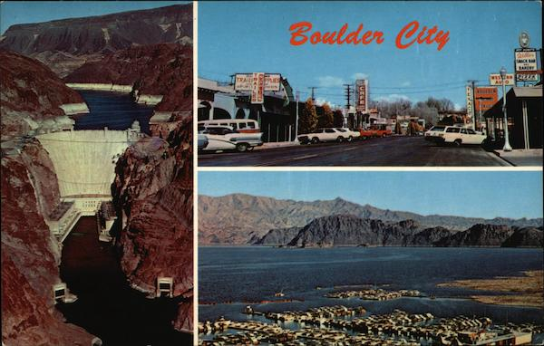 Boulder City - Hoover Dam Nevada