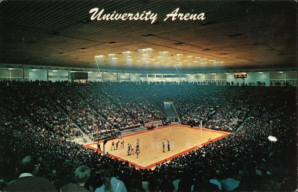 University of New Mexico Arena, South Campus Albuquerque