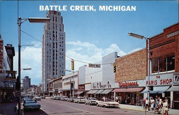 Halloween City Battle Creek Mi