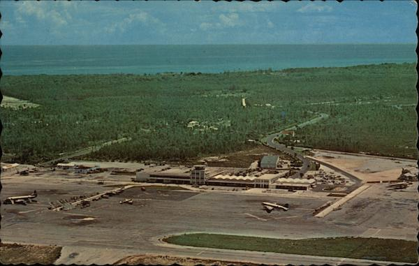 Nassau International Airport at Windsor Field Bahamas