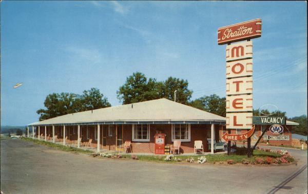 Stratton Motel, 5619 Clinton Highway Knoxville, TN