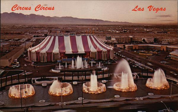 Circus Circus On The Strip Las Vegas Nevada Mac Miller