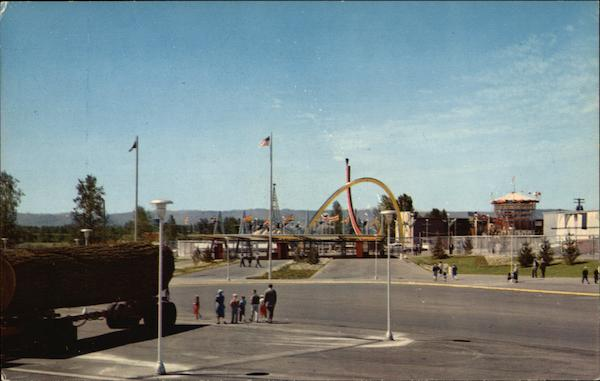 Oregon Centennial Exposition and Trade Fair, 1959 Portland