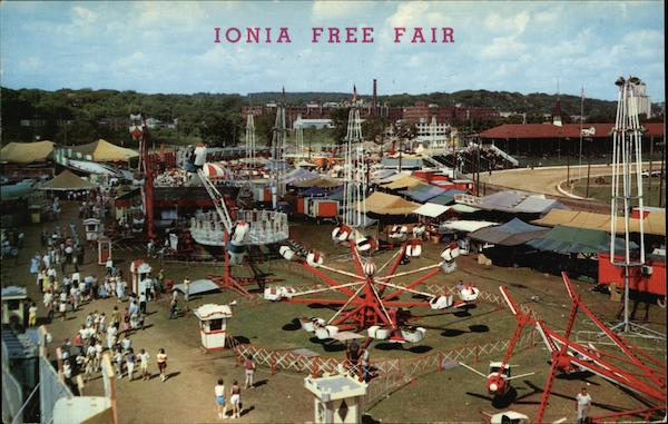 Ionia Free Fair Michigan