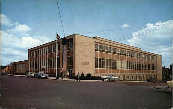 Jamestown (NY) United States  city photos gallery : ... Building United States Post Office and Courthouse Jamestown New York