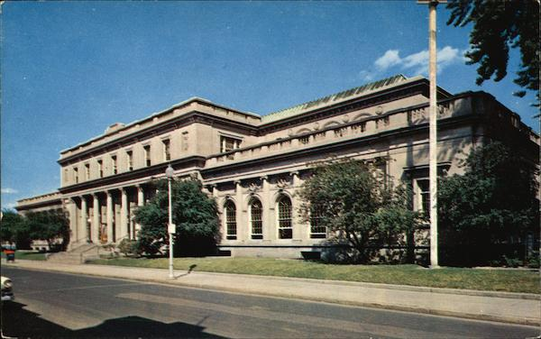 Central Post Office Schenectady New York