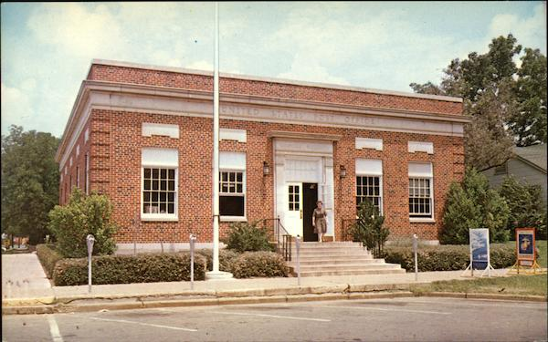 Post Office Louisville Mississippi