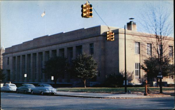 United States Post Office Lansing Michigan