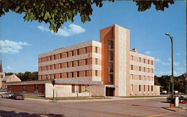 Federal Building-Post Office Fort Dodge Iowa