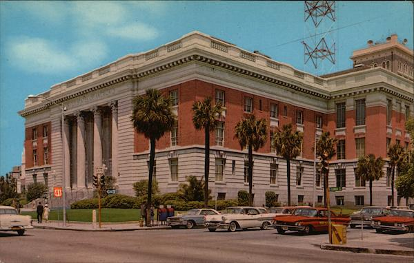 U. S. Post Office Tampa Florida