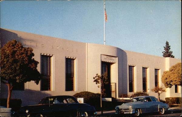 Post Office Salinas California