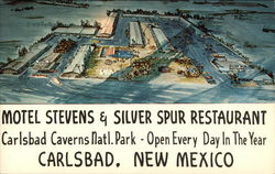 Motel Stevens and Silver Spa Restaurant