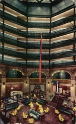 Brown Palace Hotel - Lobby