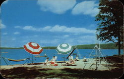 Ruttger's Pine Beach Lodge on the shores of beautiful Gull Lake