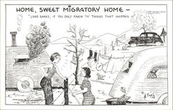 Home, Sweet Migratory Home