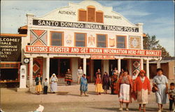 Santo Domingo Indian Trading Post