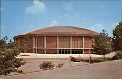 Purdue University - Basketball Arena