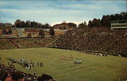 Clemson Memorial Stadium at Clemson University