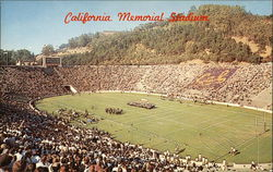 California Memorial Stadium, University of California