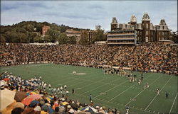 Homecoming 1979 - Mountaineer Field at West Virginia University
