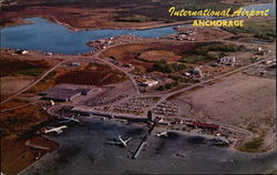 Aerial View of International Airport