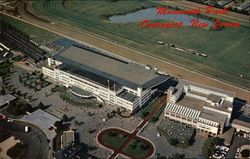 Aerial View of the Monmouth Park Jockey Club