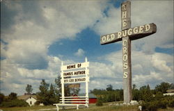 The Old Rugged Cross, Home of Famous Author Rev. Geo. Bennard