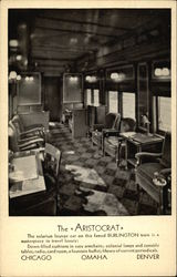 The Aristocrat; Burlington Route