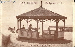 Bay house, Roberts Roost