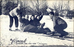 Tobogganing at The Concord Hotel - The All Year...All Sports Resort