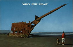 Wreck Peter Iredale